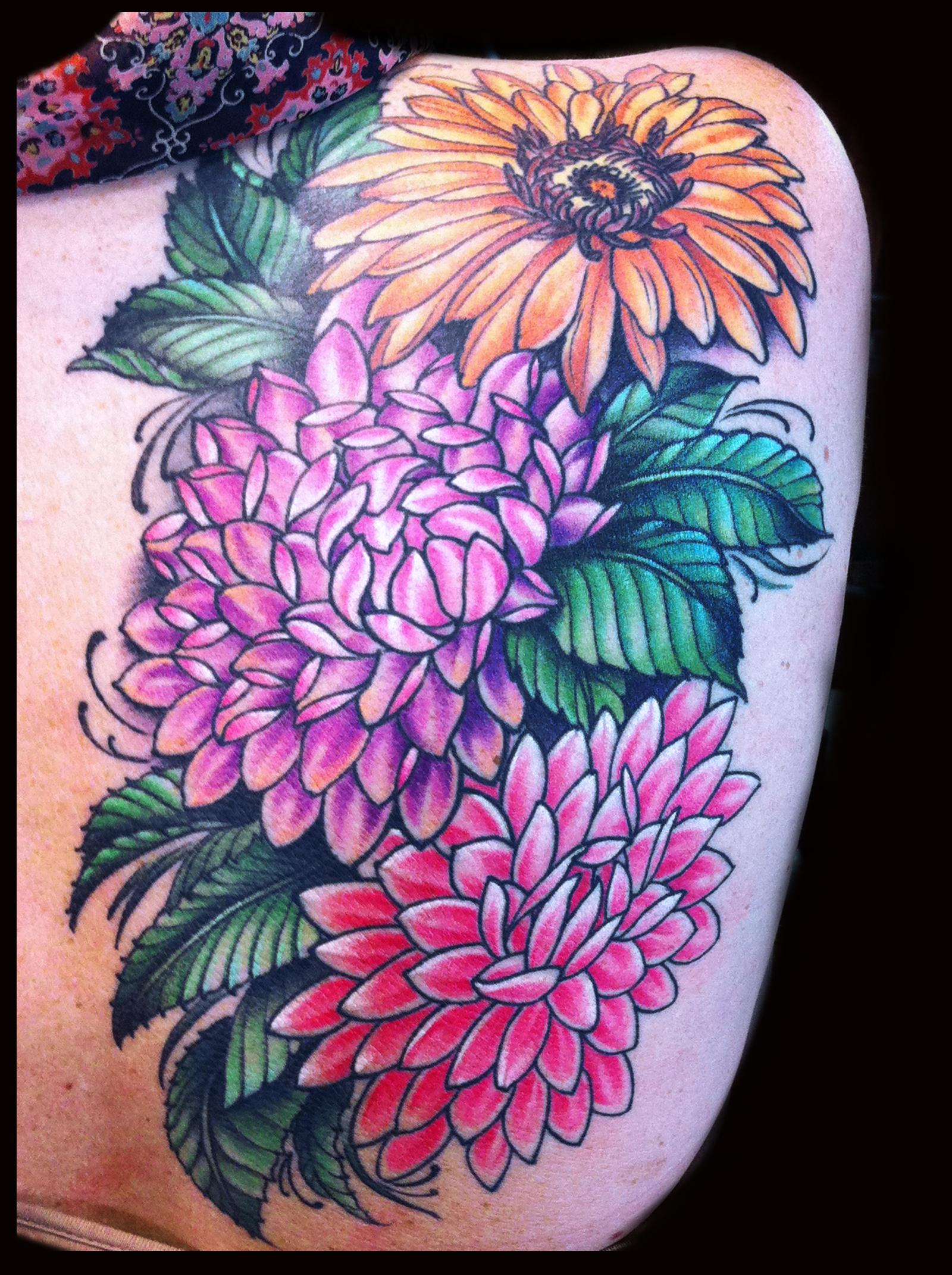 Tattoos Jessi Lawson Artist